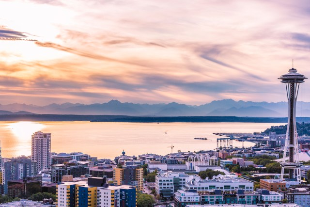 Seattle, Clise Properties, Graphite, Hoffman, Greystar Properties, Wild Ginger, South Lake Union, Denny Regrade, Cascade Mountains