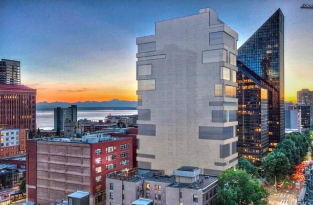 Seattle, Third Place Design Co-operative, Silver Cloud Inns & Hotels, Early Design Guidance Meeting, Belltown, Design Review