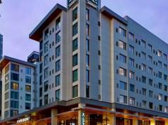 Seattle, Aju Hotels and Resorts, White/Peterman Properties Inc, Aju Group, Bellevue, Junson Capital, Barings, Marriott AC Hotel