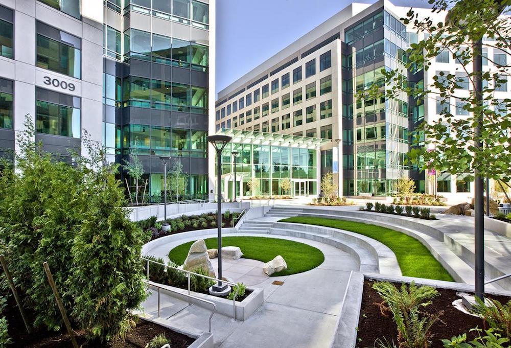 microsoft seattle office. Seattle, Shidler Group, JP Morgan Chase Bank, Schnizter West, Bellevue,  Advanta Microsoft Seattle Office