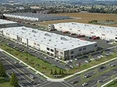 Trammell Crow Company, Principal Real Estate Investors, Glisan Corporate Park, Portland, Glisan Corporate Park, Gresham Enterprise Zone, CBRE Portland, Port of Portland
