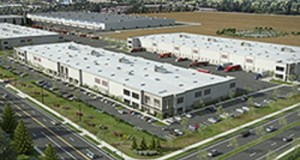 Trammell Crow Company, Principal Real Estate Investors, Glisan Corporate Park, Portland, Glisan Corporate Park, Gresham Enterprise Zone, CBRE Portland, Port of Portland