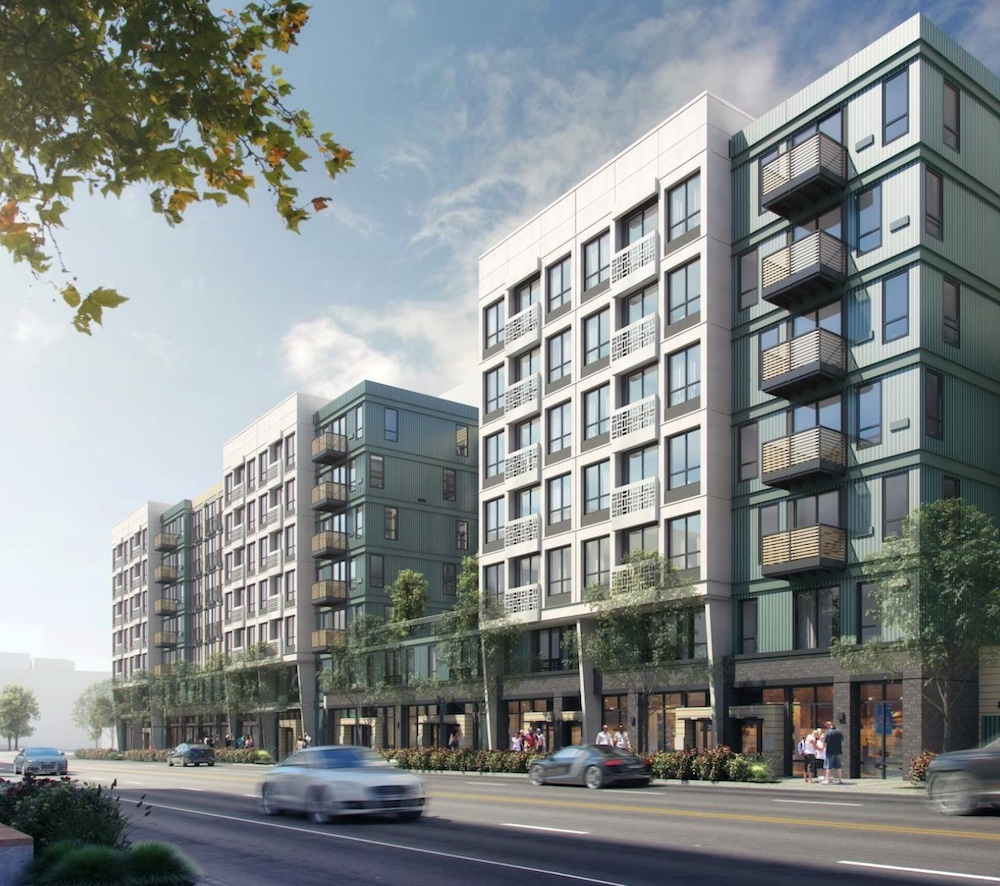 Two-Building, 306-Unit Residential Development In West