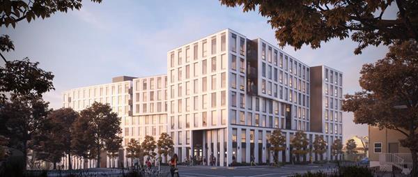 Inner Eastside, Portland, Hacker Architects, Realty Trust Urban, PHK Development, Architect 50, U.S. Andersen Construction, TwentyTwenty, Sullivan's Gulch