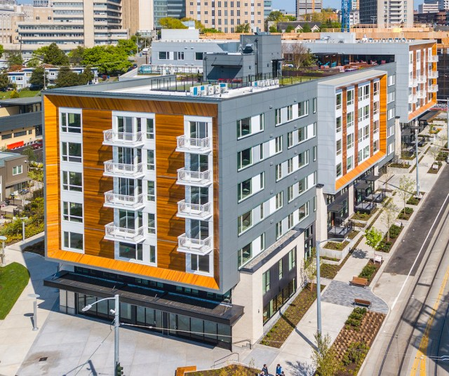 Seattle, Seattle Housing Authority, Vulcan Real Estate, Runberg Architecture Group, Exxel Pacific, Avenue5, Mill Creek Residential Trust
