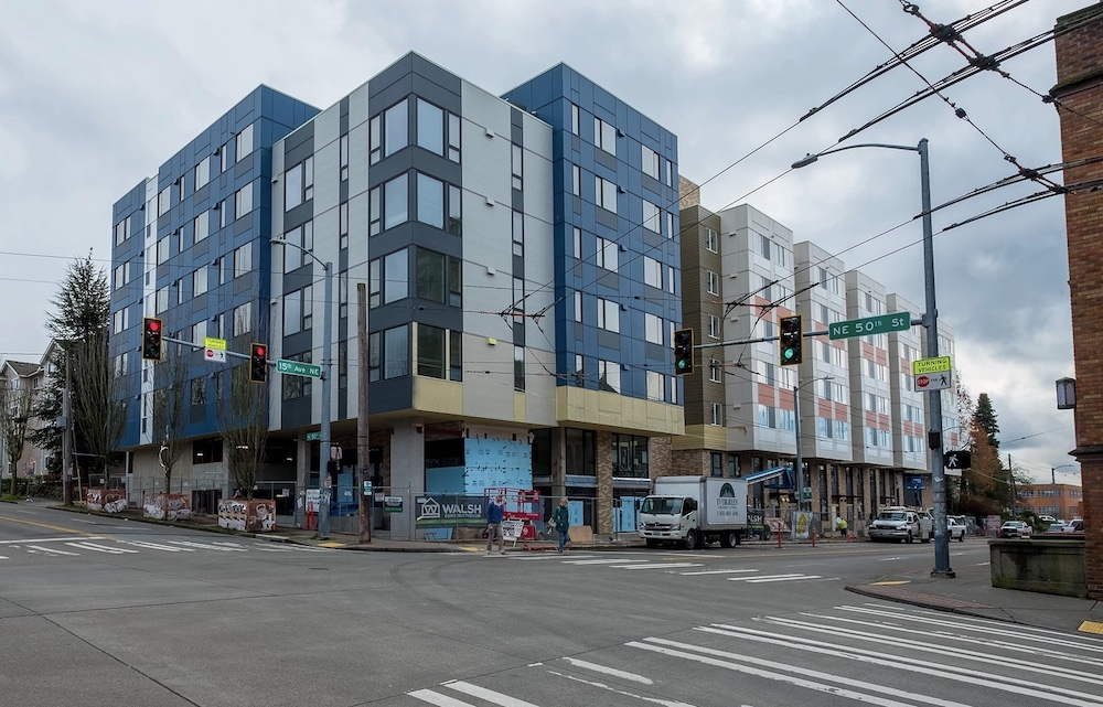 Elegant Seattle, Bellwether Housing, Weber Thompson, Walsh Construction, Wellspring  Family Services, Foster