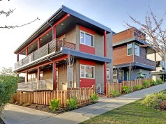 Seattle, Zero Energy Program, International Living Future Institute, Dwell Development, Caron Architecture, Evergreen Certified