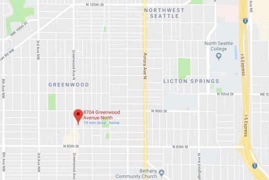 Seattle, Washington Holdings, Safeway, Albertsons, Bitter Lake, Greenwood, Union Square, Fremont, Redmond, North Queen Anne