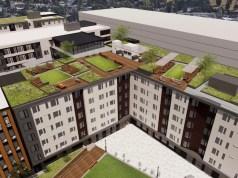 Seattle, Site Workshop, Phoenix Property Company, Weber Thompson, University District, Housing Affordability and Livability