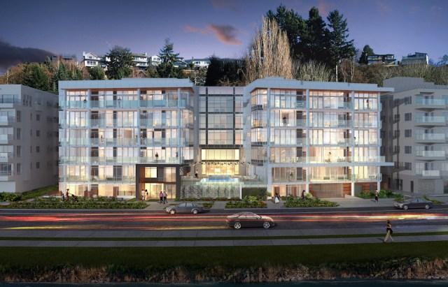 Seattle, Tiscareno Associates, Vibrant Cities, Alki Beach Residences, West Seattle, design review, Alki, Puget Sound region