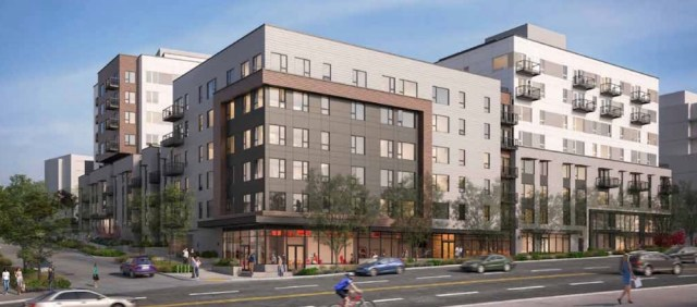 Seattle, Lowe Enterprises, Site Workshop, Ankrom Moisan Architects, Seattle Housing Authority, Yesler Terrace, Design Review