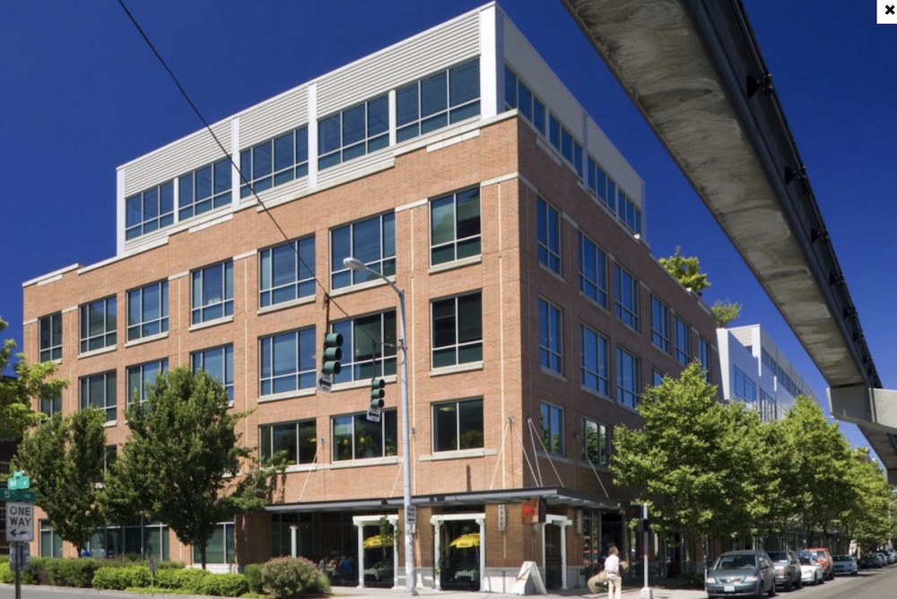 Seattle Alexandria Real Estate Equities Blackstone Group