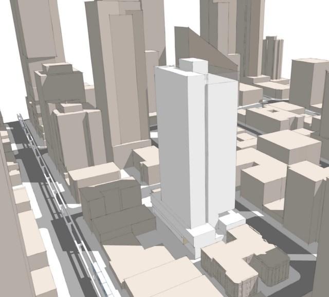 Seattle, Skanska, Grzywinski+Pons, GGLO, Belltown, Early Design Guidance, massing, Belltown Business Association, 4th Avenue
