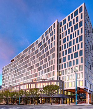 Skanska, 400 Fairview, Pembroke, Skanska Commercial Development USA, TH Real Estate, Seattle, Tommy Bahama, LEED Gold tower