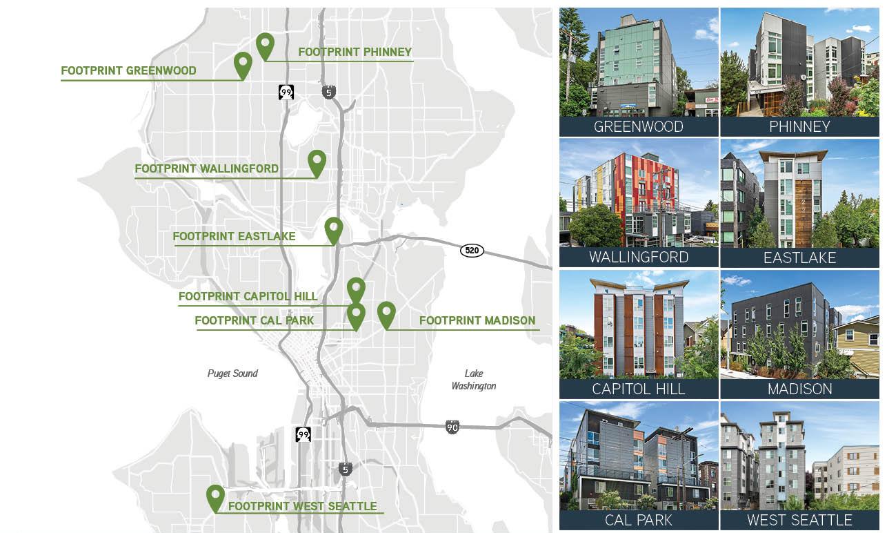 Colliers Brings 441-Unit Seattle Apartment Portfolio to the