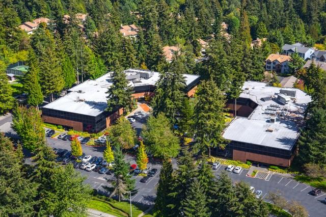 RBT Investments, Kidder Mathews, Pine Forest Properties, Bellevue, Seattle, I-90 Corporate Campus, Joe Lynch, Andy Miller, Dan Harden