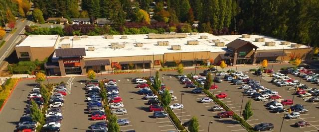 Bellevue, PMF Investments, Pacific Northwest, Kelsey Creek Center, Kizuki Ramen, Shoes and Feet, Walmart, L.A. Fitness, Starbucks, Wells Fargo, Verizon, K-Mart, King County, Lake Hills