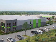 Vector Development Company, Pacific Northwest, Soos Creek Business Park, Covington, Pennon Construction, Barghausen Consulting Engineers, SynThesis, Site+Plan+Mix, Kent Valley, Tacoma, Auburn, Sumner