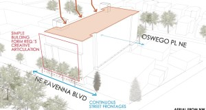Green Lake, Seattle, Flatiron Properties, Johnston Architects, Northeast Design Review Board, Oswego, Ravenna, Master Use Permit