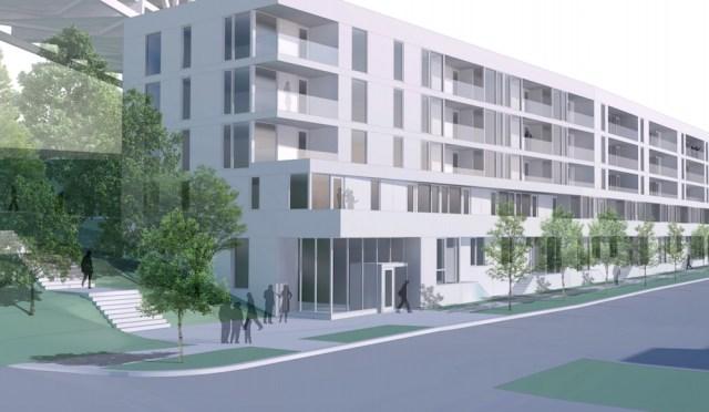Seattle, Public47 Architects, Shilshole Development LLC,  Karen Keist Landscape Architects, KPFF, Early Design Guidance meeting