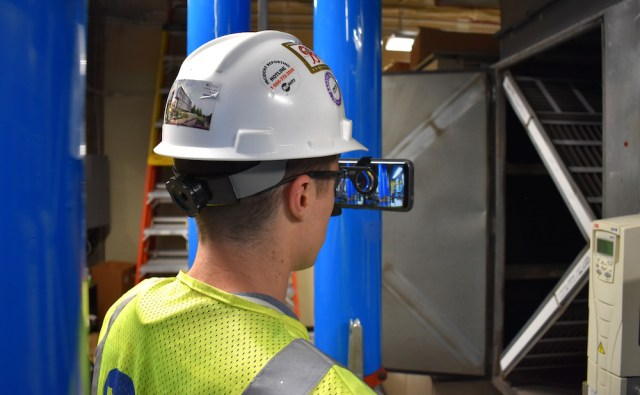 Seattle, McKinstry, Visual Vocal, construction industry, facility service markets, augmented reality, technology, design-build