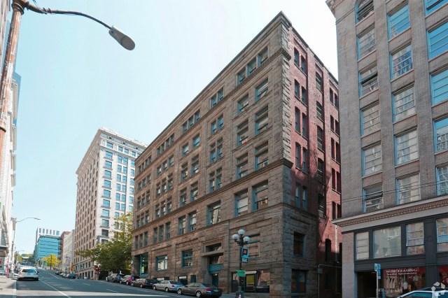 Broderick Building, MiKen Building, Seattle, Brickman Real Estate, Kidder Mathews, MDC Realty Advisors, Pioneer Square, West Coast