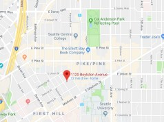 Seattle, Carmel Partners Inc., The Polyclinic, downtown Seattle, First Hill, Ballard Transfer co, Bellevue, King County records