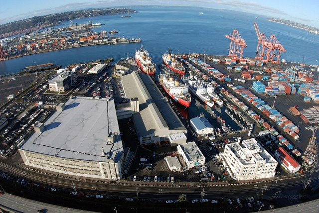 Seattle, Port of Seattle, Puget Sound Business Journal, North Harbor, Pier 66, Port of Tacoma, Northwest Seaport Alliance