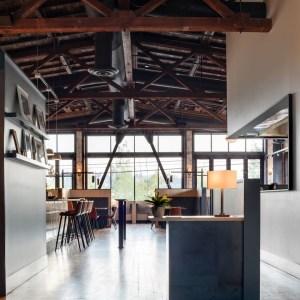 Seattle, Ballard, Graham Baba Architects, Mayers, Sawyer, Kickin' Boot, Restaurant,
