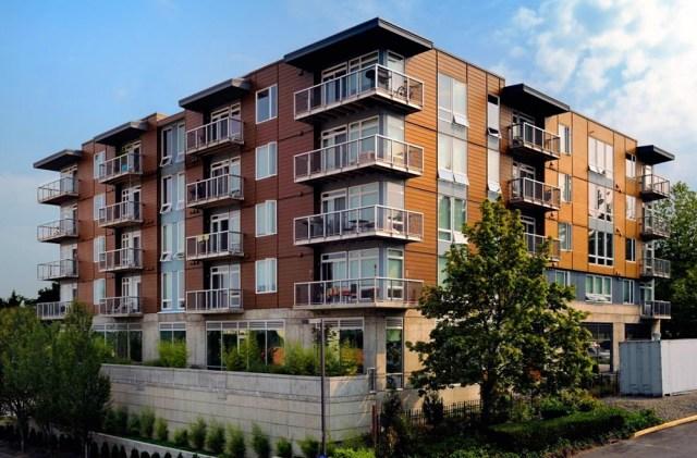 Holliday Fenoglio Fowler, Luna Sol Apartments, Kirkland, Magma Equities, HFF, Seattle,