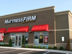 Mattress Firm, Texas, Wall Street, Petaluma, Sleep Train, Steinhoff International, Bruce Levy