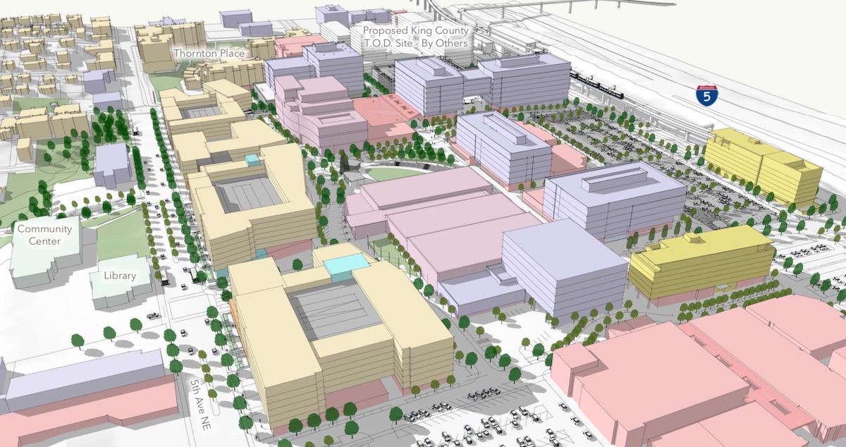 Seattle Gives Green Light to Northgate Mall Redevelopment Plan with