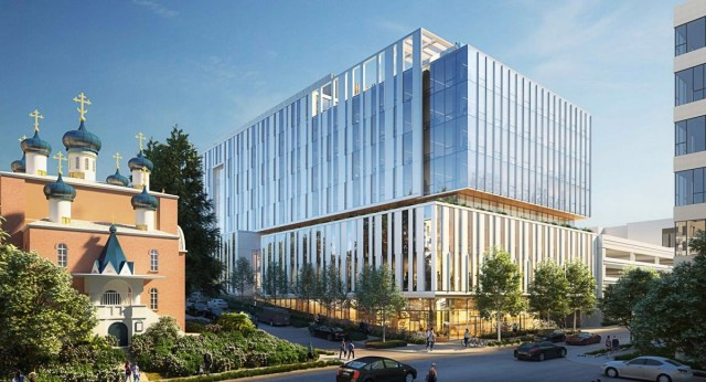 Seattle, Unico, Puget Sound, Perkins + Will, St. Spiridon Church, South Lake Union, CBRE, Design Review Board, Cascade Neighborhood