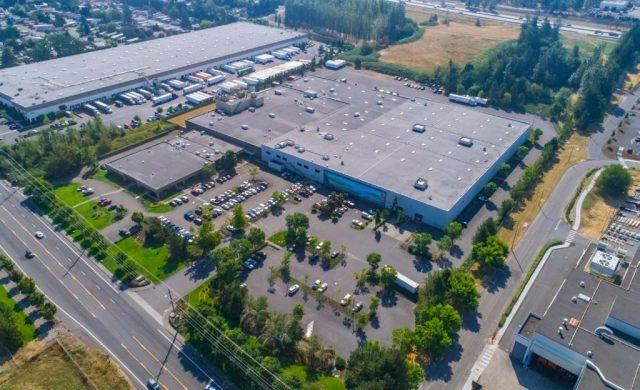 Dermody Properties, Portland, Northeast Columbia Corridor, Albertsons, Boeing, Bridgestone, John Deere, Honda, Owens Corning, Staples, JLL
