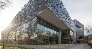 Seattle Opera, Seattle, NBBJ, Speight Jenkins Way, Fourth Avenue North, Chorus and Teen Vocal StudioSeattle Center campus