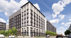 Greystar, Northeast Design Review Board, Weber Thompson, Site Workshop, U District,