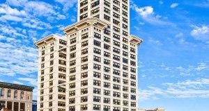 Unico Investment Group, Goldman Sachs, Broad Street Principal Investments, Seattle, Denver, Unico Partners, Jonas Sylvester, Smith Tower, Pioneer Square, Butler Garage, Scott Brucker, Jason Flynn, Paul Nelson, Eastdil Secured, Circa Building