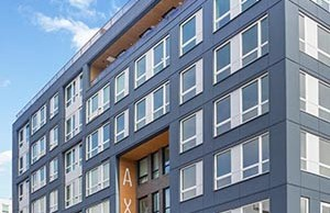 Lmc Announces Opening Of Axle Apartments In Seattle