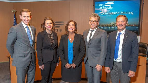 Port of Seattle, King County, Washington, Seattle-Tacoma International Airport, Northwest Seaport Alliance