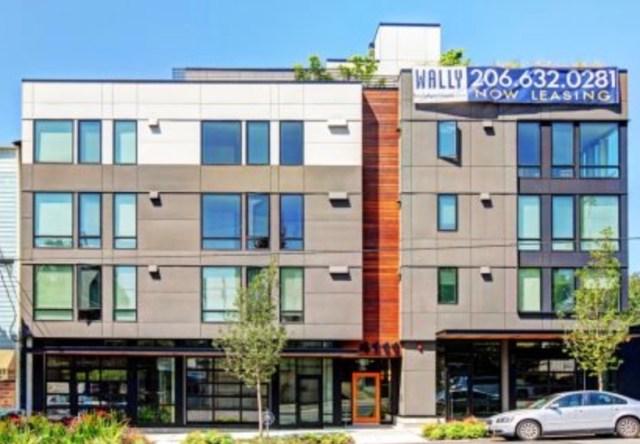 Seattle, M&P Partnership, Wally Apartments, Wallingford, Living Building Challenge pilot, Fremont, South lake Union, Weber Thompson