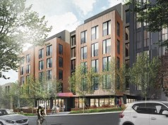 Seattle, Hycroft Investment, Johnston Architects, Lower Queen Anne, West Design Review Board,