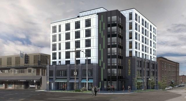 Seattle, Jackson Main Architecture, West Design Review Board,