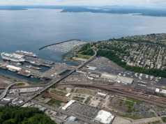 Port of Seattle, Magnolia Bridge, Ballard Interbay Manufacturing Industrial Center, Seattle