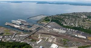 Port of Seattle, Magnolia Bridge, Ballard Interbay Manufacturing Industrial Center, Seattle