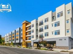 Seattle, Cubix North Park, Modular Building Institute, NextGen Housing Partners, Jackson   Main Architecture,