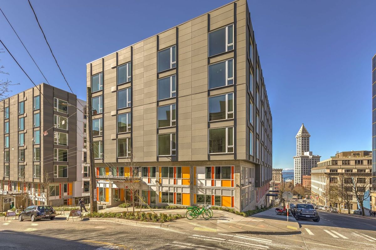 Security Properties Buys Seattle's Newly-Completed Hana