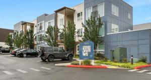 Berkadia, Lynnwood, Seattle, Goodman Real Estate, FSC Realty, Mill Creek, Hauge Homestead Park