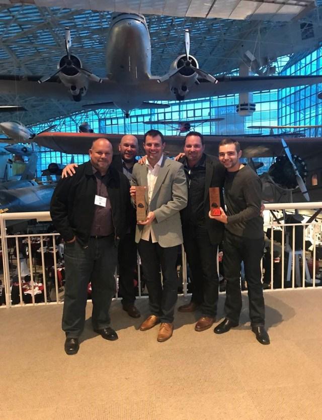 University Mechanical Contractors, UMC, Museum of Flight, Seattle, Puget Sound