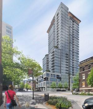 Seattle, Security Properties, VIA Architects, Belltown, Belltown Community Council