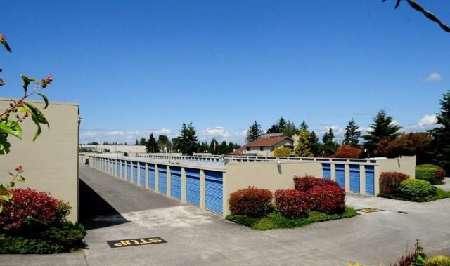 Marcus & Millichap, Everett, Seattle, National Self-Storage Group, Boeing Company, Snohomish County, Everett I-5 Mini Storage